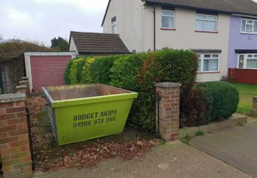 4 yard mini skip hire colchester
